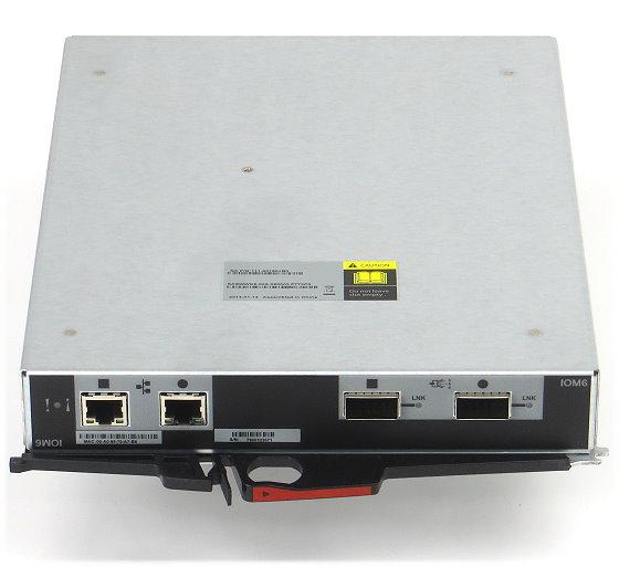 NetAPP IOM6 Controller 111-00190+B1 für Data Storage DS2246 DS4246 2x SAS 6Gbps