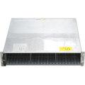 """NetApp DS2246 SAS Data Storage 24x 2,5"""" 2x PSU NAJ-1001 im 19 Zoll Rack"""