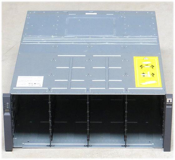 """NetApp DS4486 Data Storage 24x 3,5"""" 4x PSU 750W 2 x IOM6 111-01155+B0 Controller"""