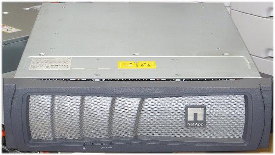 "NetApp FAS3250 Storage Controller NAF-0901 2x Xeon L5410 24GB RAM im 19"" Rack"