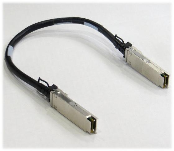NetApp QSFP-QSFP Kabel 112-00176 SAS extern 0,5m