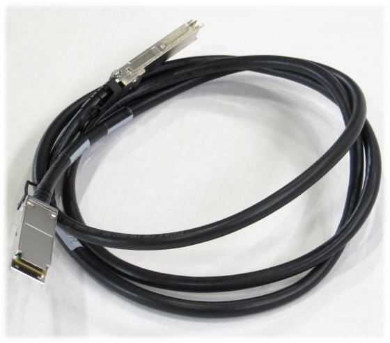 NetApp QSFP-QSFP Kabel 112-00177 SAS extern ca. 2m