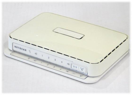 Netgear WNR2200 N300 Wireless Router WLAN 802.11b/g/n 1x WAN 4x LAN Ethernet