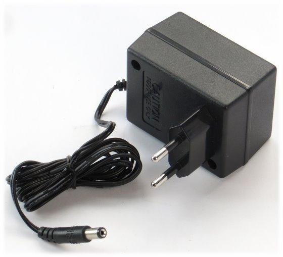 Netzteil 12V 300mA mit Stecker 5,5mm/2,5mm Trafo LED