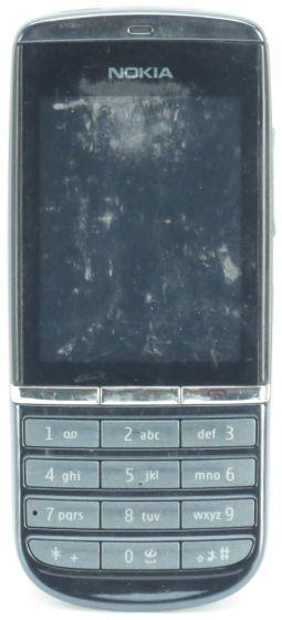 Nokia 300 Smartphone Quad-Band RM-78 ohne Ladegerät C-Ware