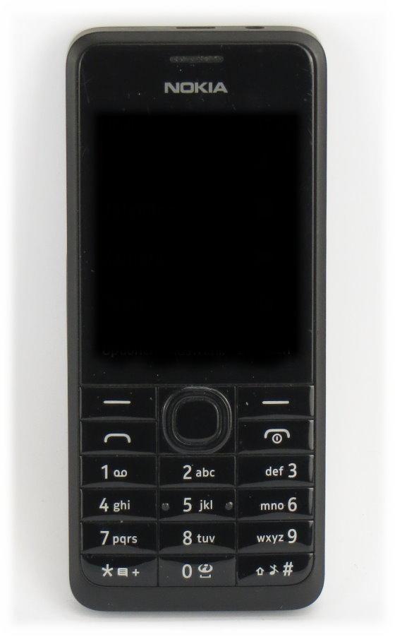 Nokia 301 Smartphone defekt keine Funktion
