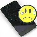 Nokia Lumia 635 8GB Smartphone ohne Akku/Deckel/NT ohne SIMlock C- Ware Glasbruch