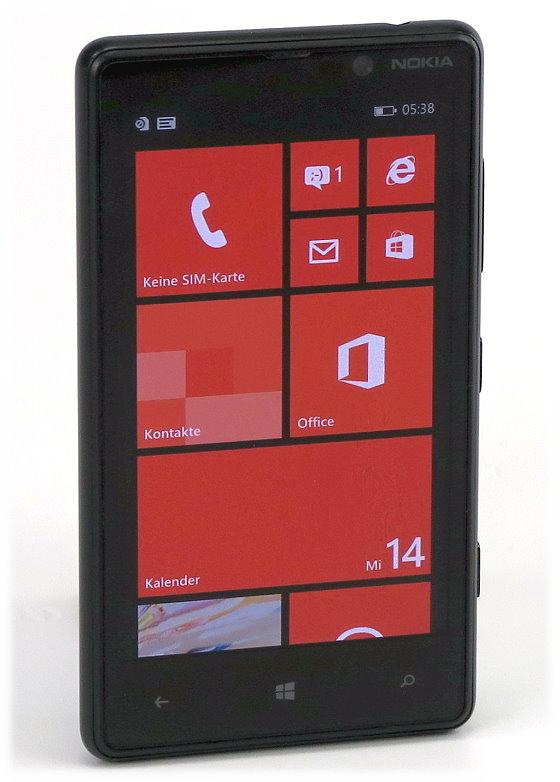 "Nokia Lumia 820 Smartphone 8GB AMOLED 4,3"" ohne SIMlock"
