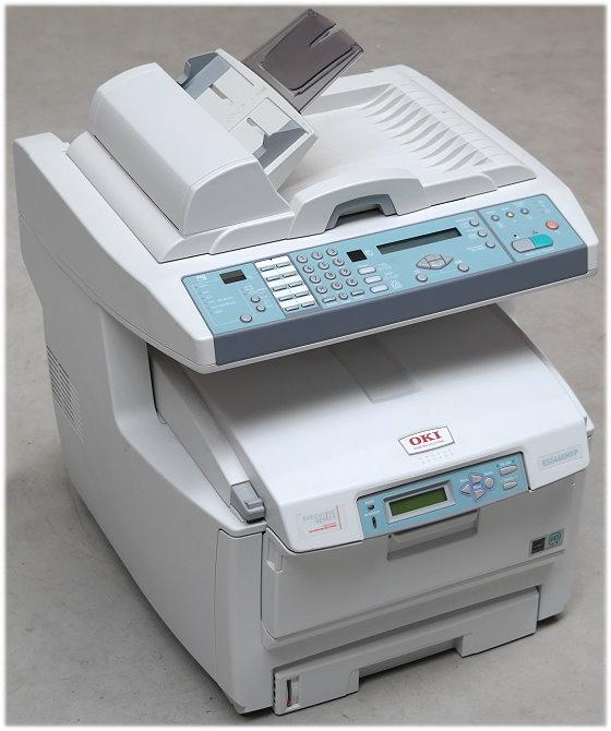 OKI ES5460 MFP FAX Kopierer Scanner Farblaserdrucker 7.650 Seiten