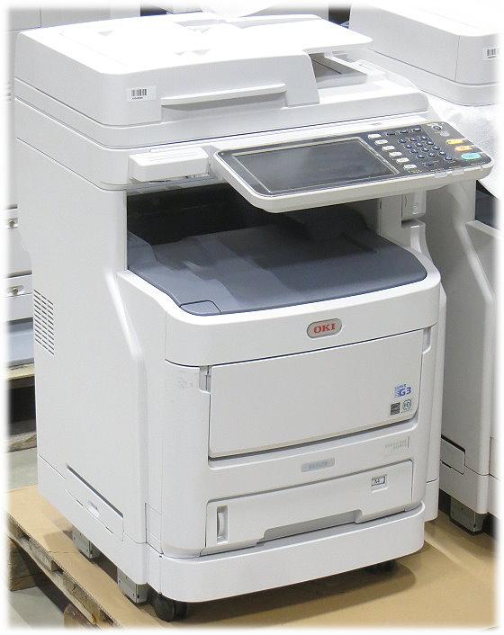 oki es7470 mfp fax farb kopierer scanner farblaserdrucker. Black Bedroom Furniture Sets. Home Design Ideas