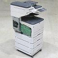 OKI MC873dnv DIN A3 Kopierer Scanner Farblaserdrucker Duplex ADF Transportschäden