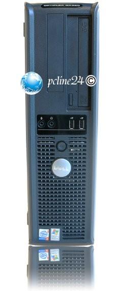 Dell Optiplex 755 DCNE Core 2 Duo E6750 @ 2,66GHz 2GB 80GB DVD±RW B-Ware