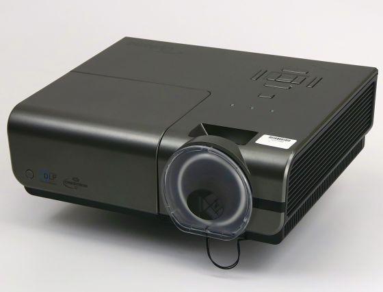Optoma EH2060 DLP Beamer FullHD HDMI LAN Lampe unter 500 Stunden