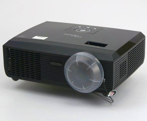 Optoma EW605ST DLP Beamer Projektor defekt für Bastler
