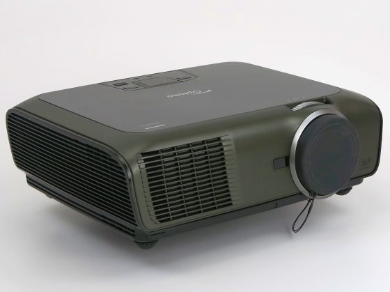 Optoma EW766 DLP Beamer Projektor defekt für Bastler