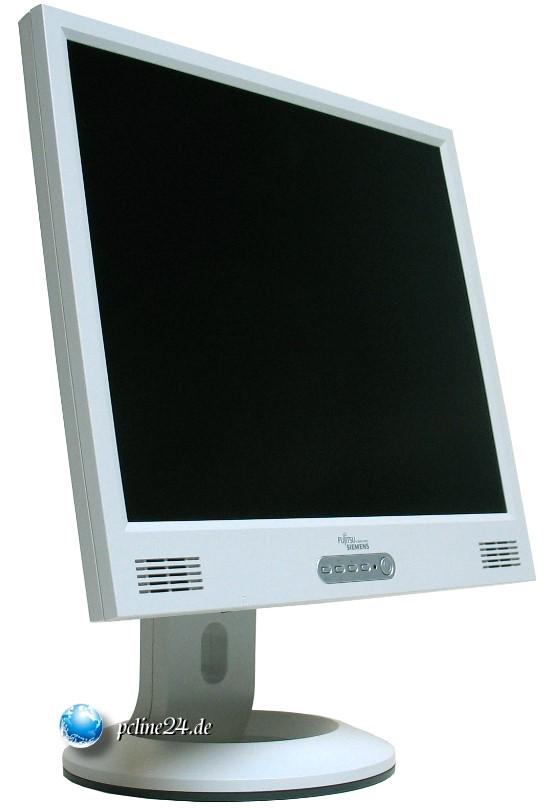 "19"" LCD TFT Fujitsu Siemens P19-1S DVI-D Pivot TCO\'03"