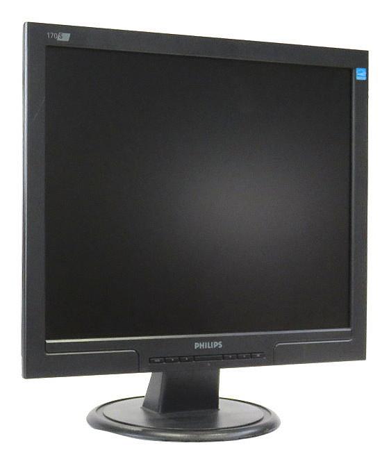 "17"" TFT LCD PHILIPS 170S7 8ms VGA DVI-D"