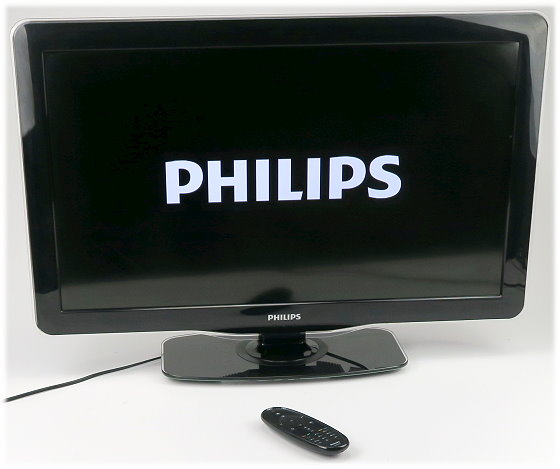 "32"" TFT LCD PHILIPS 32PFL5605H/12 1920x1080 FullHD Fernseher LED DVB-T DVB-C"