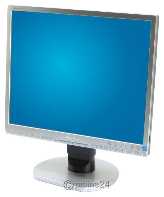 "19"" TFT LCD PHILIPS Brilliance 19B VGA DVI USB Monitor mit Lautsprecher 19B1CS/86"