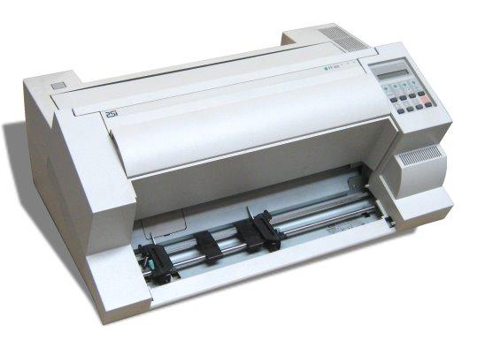 PSI PP 405 24-Pin Nadeldrucker DIN A3 ohne Papierablagen