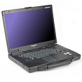 "15,4"" Panasonic Toughbook CF-52 MK3 i5 520M @ 2,4GHz 4GB DVD±RW ohne HDD BIOS PW"