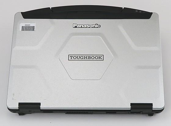 Panasonic Toughbook CF-54 i5 5300U @ 2,3GHz 8GB 512GB SSD BIOS PW (Akku defekt)