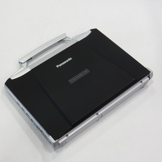 "14,1"" Panasonic Toughbook CF-F9 Core i5 520M @ 2,4GHz 4GB 320GB UMTS (englisch)"