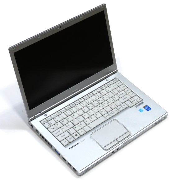 Panasonic Toughbook CF-LX3 MK3 Core i5 4310U @ 2GHz 4GB 128GB SSD Webcam