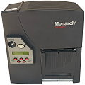 Paxar Monarch 9825 Etikettendrucker Thermodirekt Thermotransfer mit Printserver