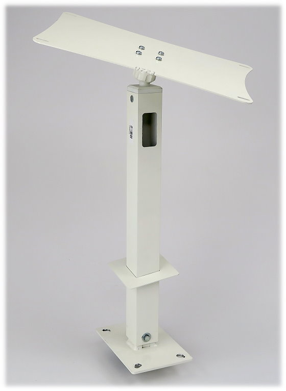 Peta Beamer Deckenhalter Halterung Beamerhalterung Lochung für Beamer 32 x 19 cm