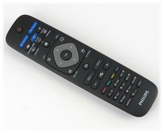 Philips xxHFL3008D Fernbedienung für Fernseher EasySuite MediaSuite HotelTV