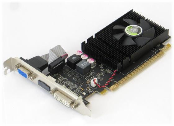 Point of View GeForce GT 630 1GB PCIe x16 Gen2 VGA DVI HDMI Grafikkarte
