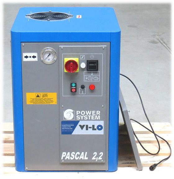 Power System Pascal 2,2-10 Kompressor defekt 2,2kW 230V 10 bar