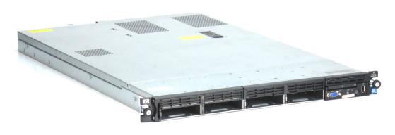 HP ProLiant DL360 G7 2x Quad Xeon L5630 @ 2,13GHz 12GB SA P410i 2x NT