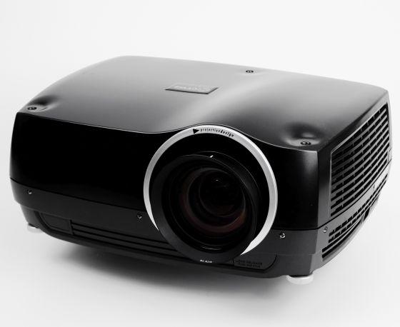 ProjectionDesign F32 WUXGA VizSim DLP Beamer HDMI Objektiv EN13 Lampe <2000Std.