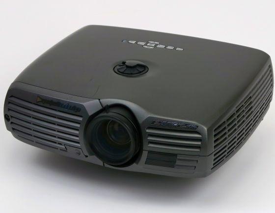 ProjectionDesign evo2sx+ DLP Beamer 2500ANSI/LU Lampe unter 1500 Stunden