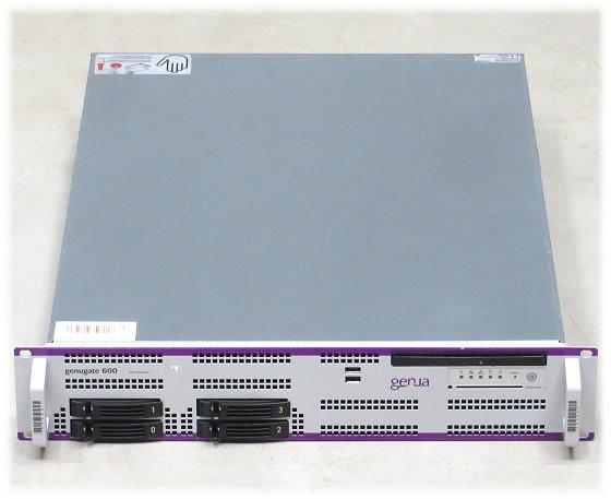 Pyramid Genugate 600 ALG Rev.7 Xeon E3-1275 v2 @ 3,5GHz 16GB 2x 146GB 1x 72GB Server