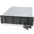 QNAP REXP-1600U-RP Storage ohne HDD´s mit 16x Rahmen 2x PSU im 19 Zoll Rack