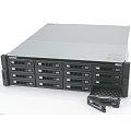 "QNAP TS-EC1679U-SAS-RP NAS Server ohne HDD´s mit 16x Rahmen 2x PSU im 19"" Rack"