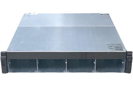 "QNAP TS-EC880U-RP 8x 3,5"" SATA Disk Storage E3-1245 v3 4GB Dual PSU 450W 4x Gigabit"