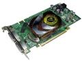 nVidia Quadro FX 3500 FX3500 SLI PCIe x16 256MB Dual DVI Grafikkarte