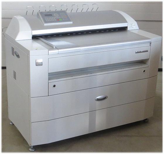 ROWE RCS 4000 Plotter DIN A0 bis zu 914 mm (Toner leer)
