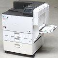 Ricoh Aficio SP 8300DN 50 ppm 512MB Duplex LAN DIN A3 Laserdrucker B-Ware