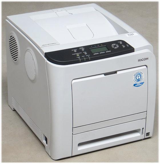 Ricoh Aficio SP C320DN 25 ppm 384MB Duplex 23.530 Seiten LAN Farblaserdrucker