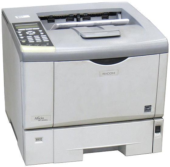 Ricoh Aficio SP 4310N 36 ppm 256MB LAN Laserdrucker unter 2.000 Seiten
