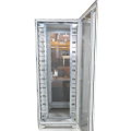 Rittal DK7830 300 Serverschrank 42HE mit Glastür 1x Wand