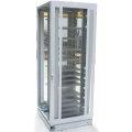 Rittal DK7830 300 Serverschrank 42HE mit Glastür 12x Zwischenboden