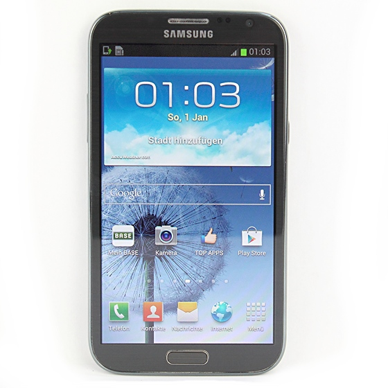 SAMSUNG Galaxy Note II GT-N7100 Android Smartphone SIMlock-frei