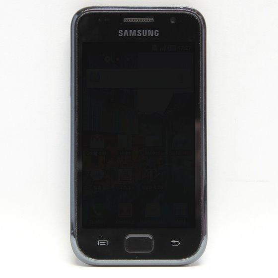 SAMSUNG Galaxy S Plus defekt ohne Funktion ohne Akku/Ladegerät GT-I9001