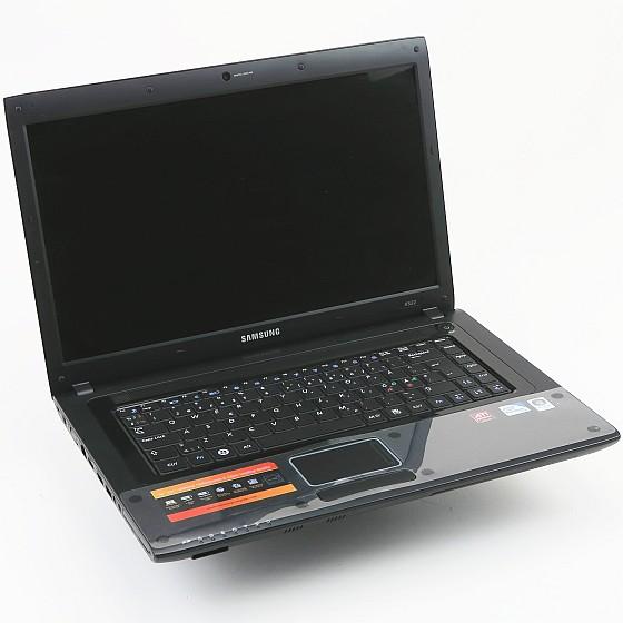 "15,6"" SAMSUNG R522 Pentium Dual Core T4200 @ 2GHz 4GB Webcam DVD±RW ohne NT, HDD"